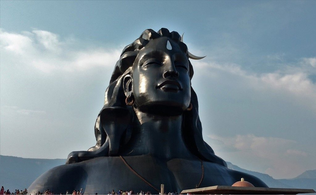 AdiYogi Statue@Isha Yoga Center Precinct