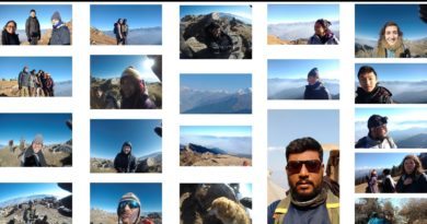 Images from our Kedarkantha Trek